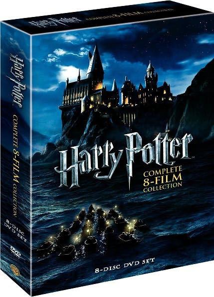 harrypotterdvd, TV, DVD, Harry Potter
