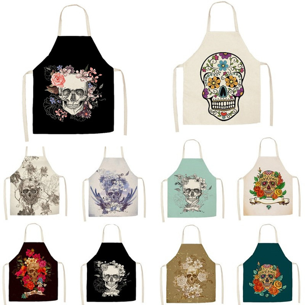 apron, Kitchen & Dining, alphabetletter, Cotton