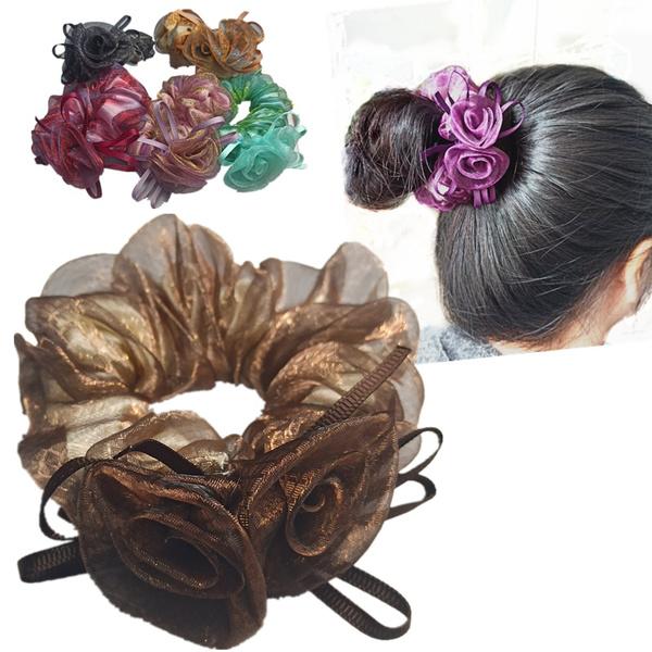 Fashion, art, silk, Yarn