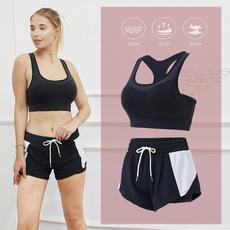 Leggings, Shorts, seamlessyogaset, women track suit