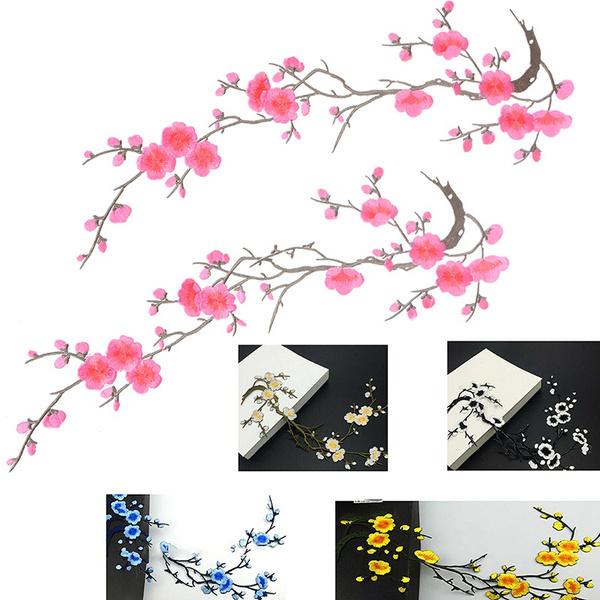 Flowers, flowerapplique, blossomflower, blossom