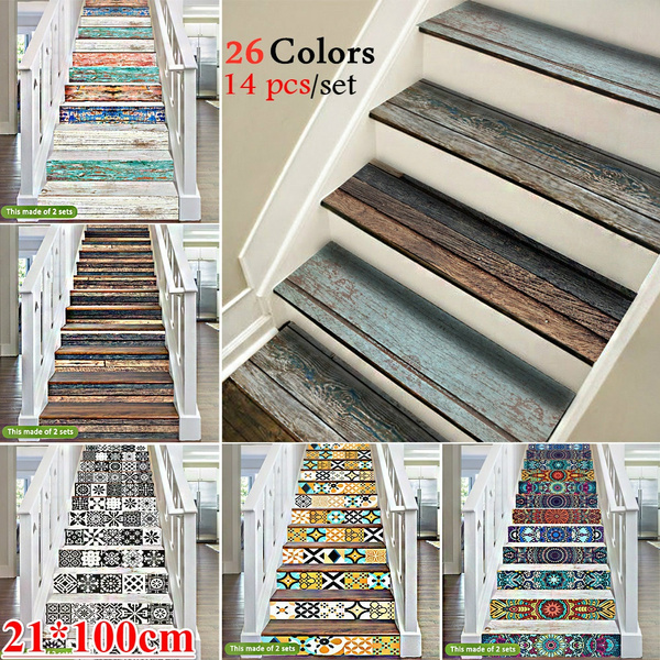 stairsticker, Home Decor, staircase, Waterproof