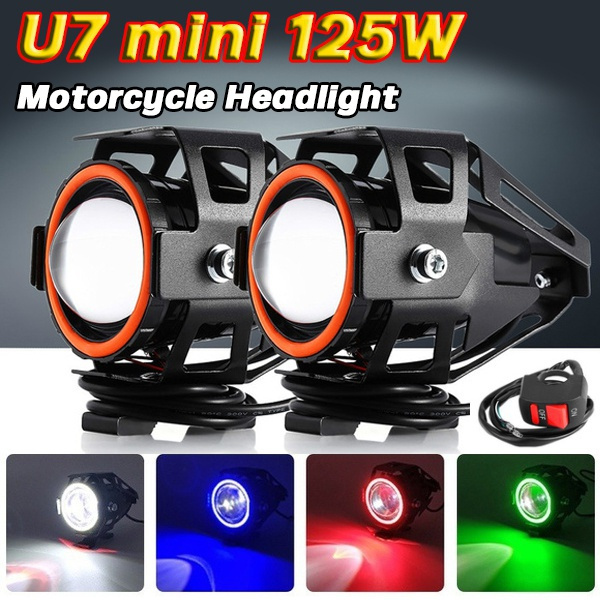 Mini, Bicycle, LED Headlights, motorcycleheadlight