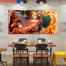 Demon, Anime & Manga, canvaspainting, Posters