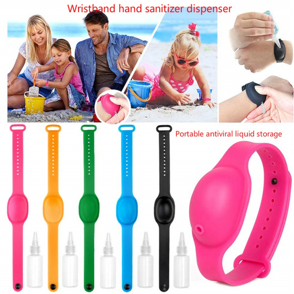 disinfectant, Storage, Wristbands, Jewelry