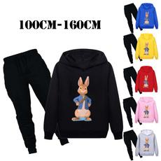 kidshoodieset, cute, Fashion, rabbit