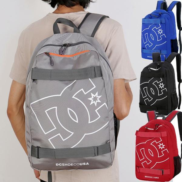 Fashion, Capacity, Waterproof, canvas backpack