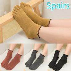 College, finger, Trend, Socks
