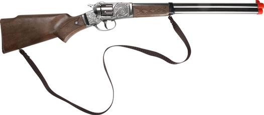 Rifle, capgun980gonhercowboyrifle8shot, Cap, gun