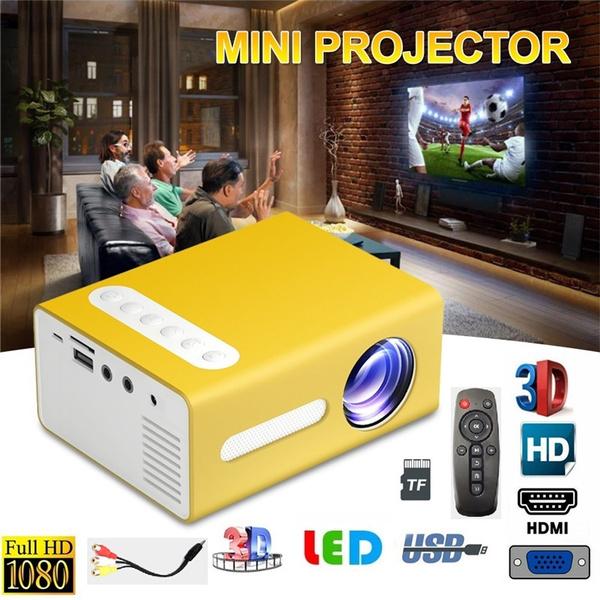 projetor4k, Mini, portableprojector, officeprojector