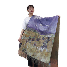women scarf, Cashmere Scarf, Blanket, capescarf