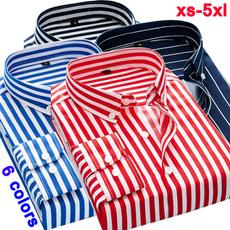 Turn-down Collar, camisamasculina, Fashion, Dress Shirt