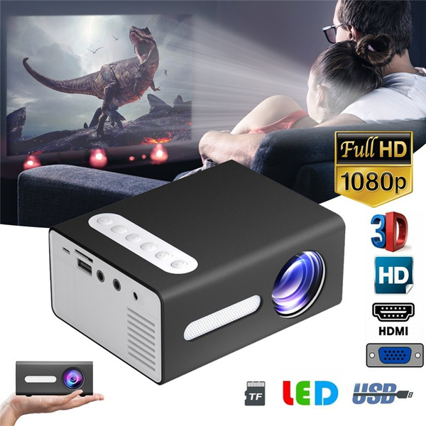 projetor4k, Mini, portableprojector, officeprojector