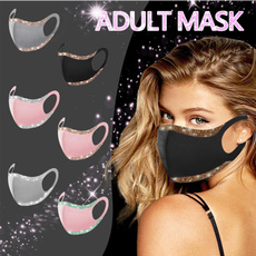 maskface, Cotton, funnyfacemask, faceshield