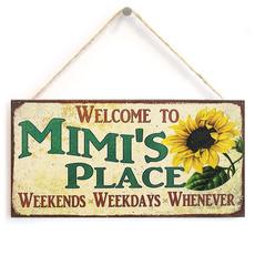 Home & Kitchen, Sunflowers, Gifts, nana