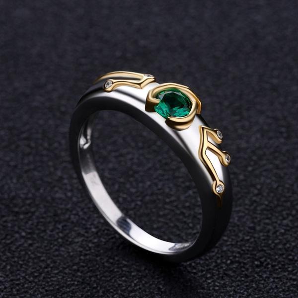 Sterling, eye, wedding ring, Gifts