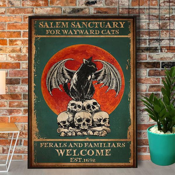 sanctuary, Posters, Horror, Halloween