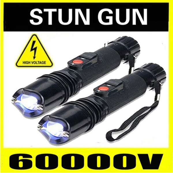 Flashlight, stungun, selfdefenseweapon, led