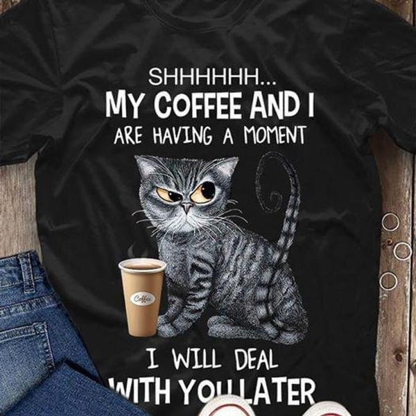 Coffee, Fashion, Shirt, wishtshirt