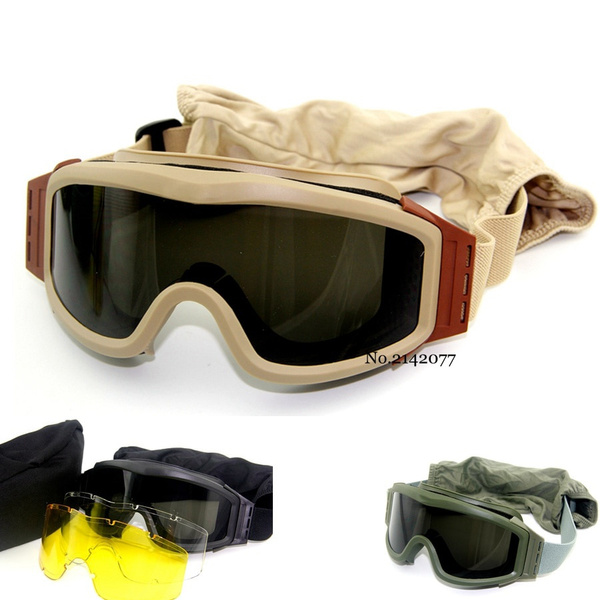 C, airsoft', Airsoft Paintball, Goggles
