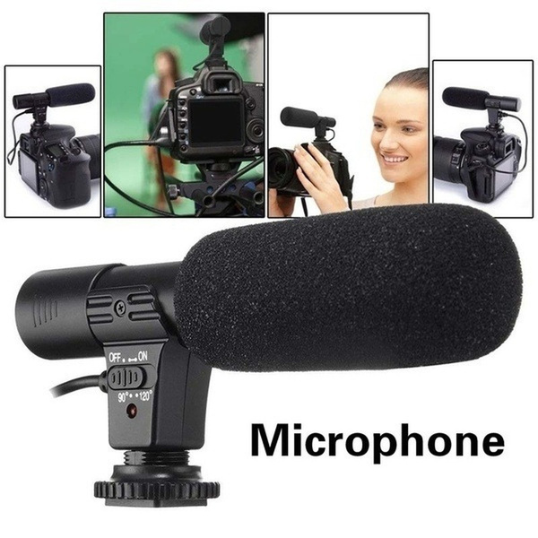 microphoneforcanon, camcorderaccessorie, Stereo, videorecording