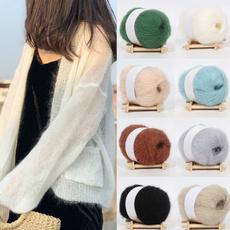 Fashion, Knitting, mohaircashmere, Lines