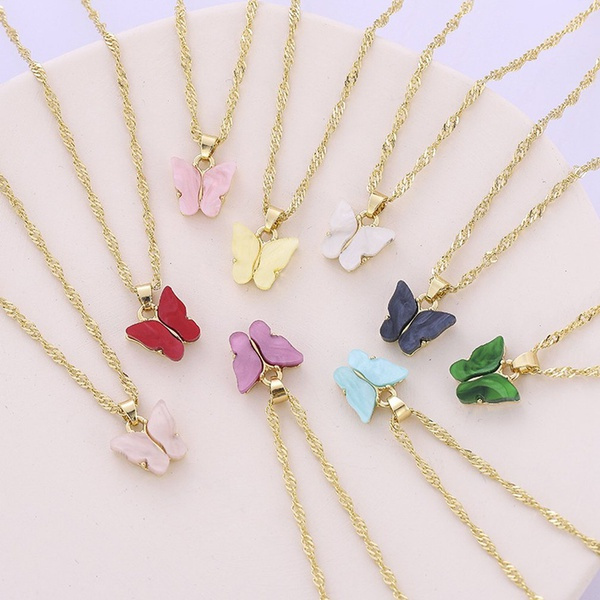 Beautiful, butterfly, Fashion, Jewelry
