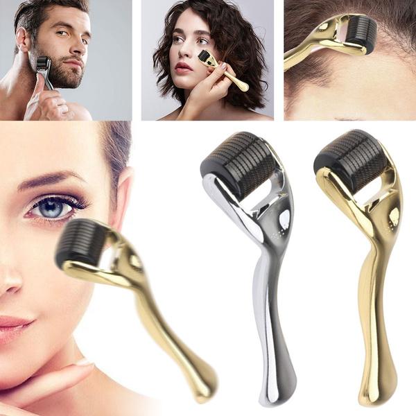 microneedling, Beauty, titanium, beardcare