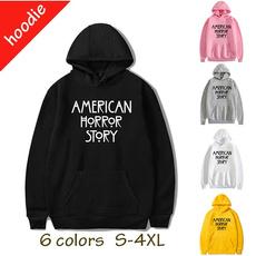 hoodiesformen, letter print, sweaters for women, Sleeve