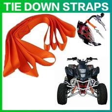 tiedown, softringfastensthebelt, motorcycletrailer, strap