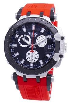 Chronograph, quartz, trace, Watch