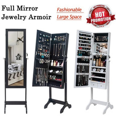 miroir, Jewelry, Wooden, Shelf