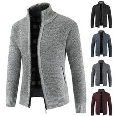 Fashion, Necks, Long Sleeve, knit
