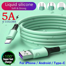 chargingcord, typeccharger, usb, Silicone