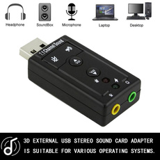 Headphones, Mini, Microphone, Connectors & Adapters