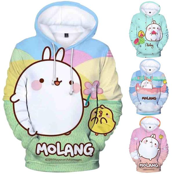 molanghoodie, 3D hoodies, 3dcartoonhoodie, hooded