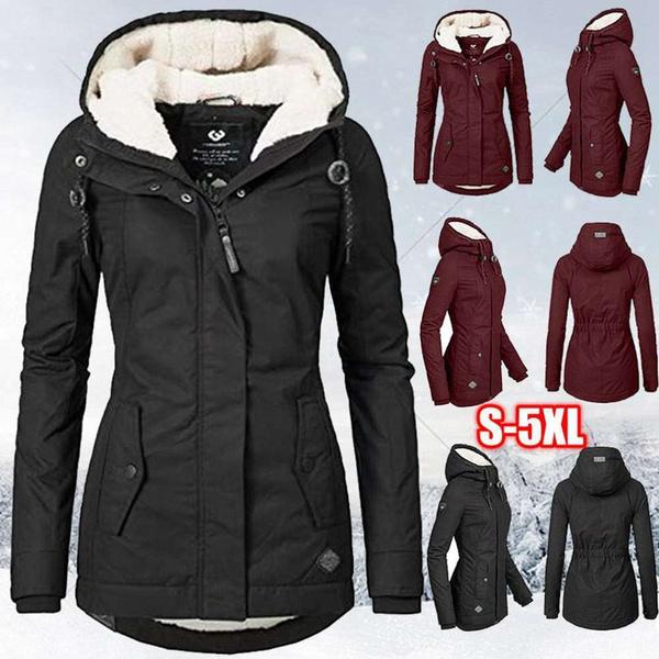 lapel, Fleece, waterproofjacket, Winter