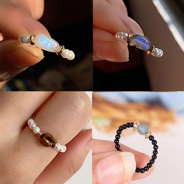 tigerseye, naturalstonering, Jewelry, Crystal