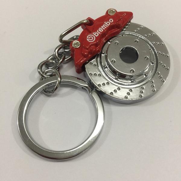 modification, Key Chain, qautomobilebrakepad, Zinc