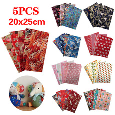 handmadefabric, Cotton fabric, patchworkfabric, Sewing