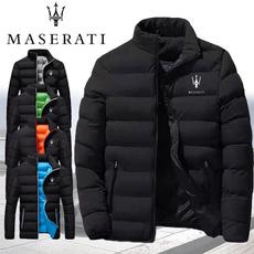 Down Jacket, Fashion, maserati, Winter