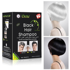 Colored, dexe, Shampoo, styling
