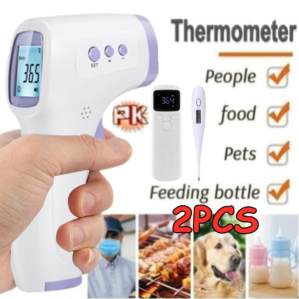 onesecondtemperature, Thermometer, leddisplay, Hand-Held