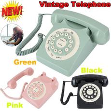 Telephones & Accessories, vintagelandlinetelephone, officeelectronic, vintagetelephone