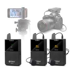 uhf, Microphone, microphonesystem, cameramicrophone