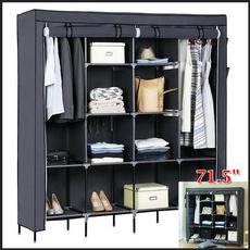 Decoración de hogar, Armario, portablewardrobe, clothesrack