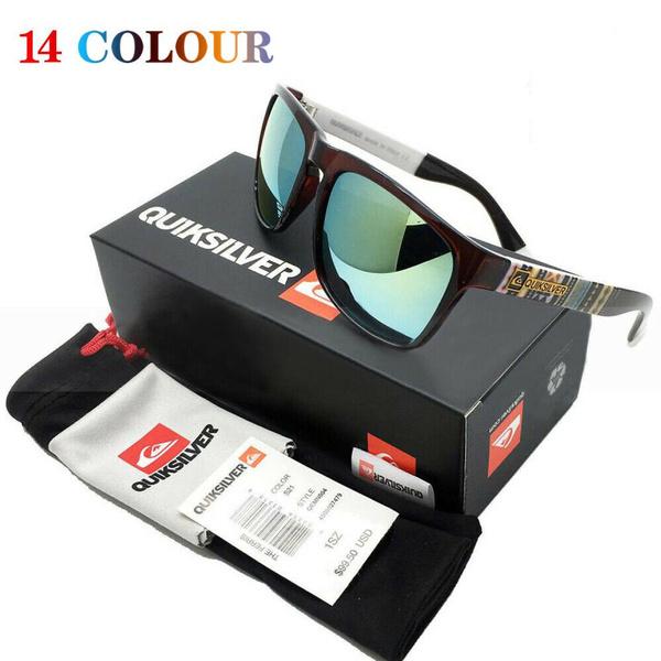 Box, Surfing, Sunglasses, quiksilver
