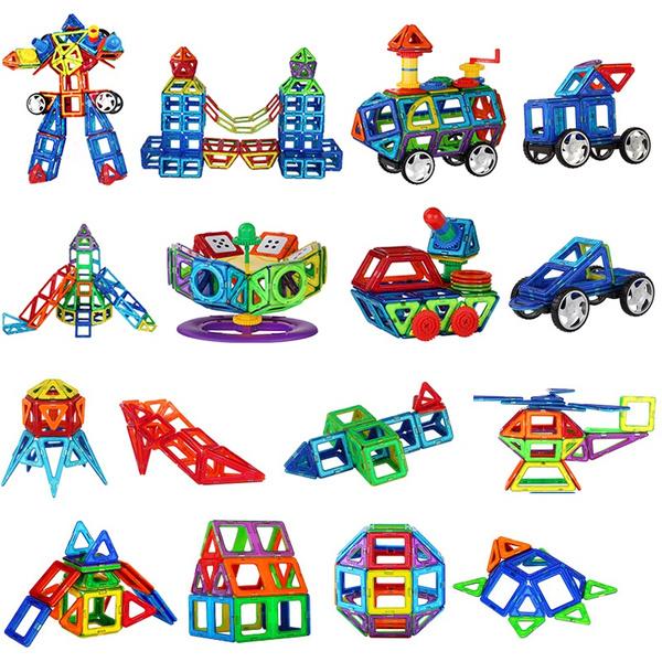 buildigntoy, Toy, magneticblock, buildingblock