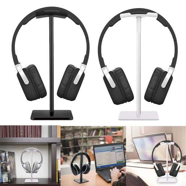 Headset, Earphone, Aluminum, headsetdisplay