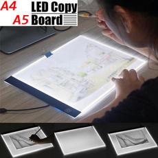 Box, art, usb, leddrawingboard